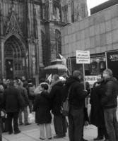 23.3.2013, Roncalliplatz in Köln
