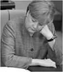 Das schlafende Merkel